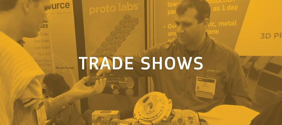 Protolabs at Inside 3D Printing expo